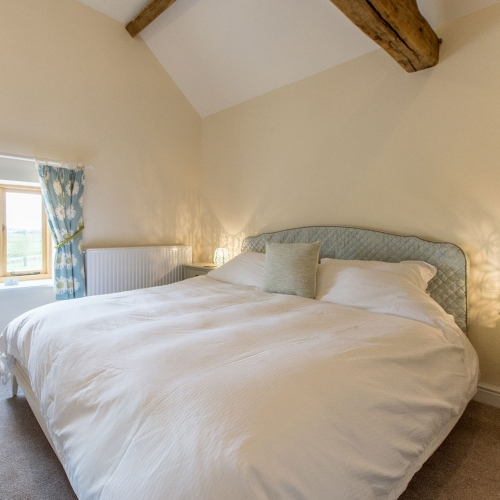 Double room at The Shippen Self Catering at Moreton Hall Farm Newport Shropshire