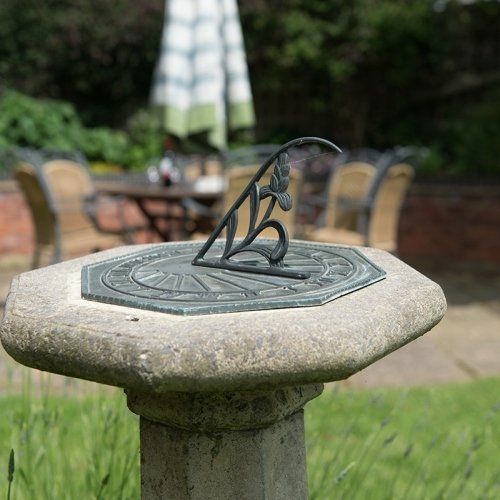 Shropshire Bed and Breakfast Accommodation Garden UK