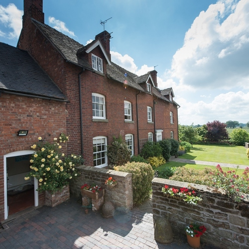 Shropshire Bed and Breakfast Accommodation UK