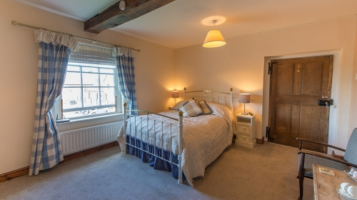 Double Room in Shropshire